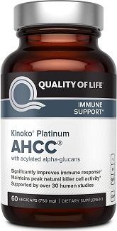 Premium Kinoko Platinum AHCC Supplement