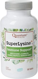 Quantum Health Super Lysine+