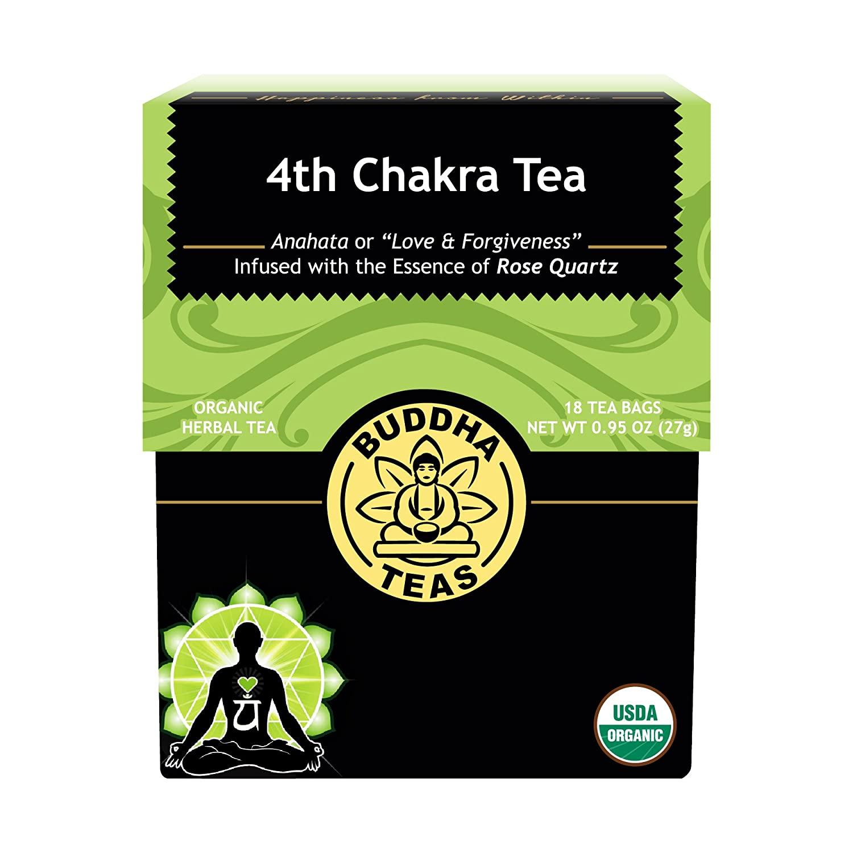 Buddha 4th Chakra Tea