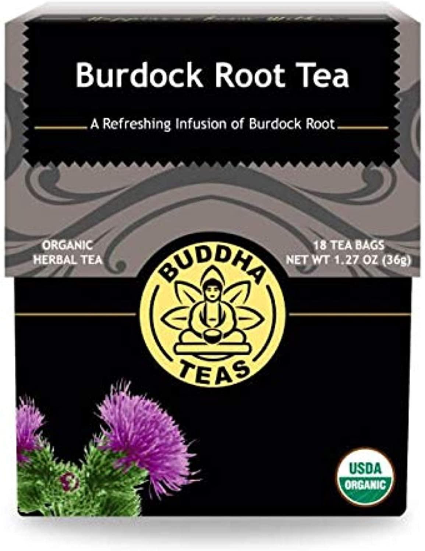 Buddha Organic Burdock Root Tea