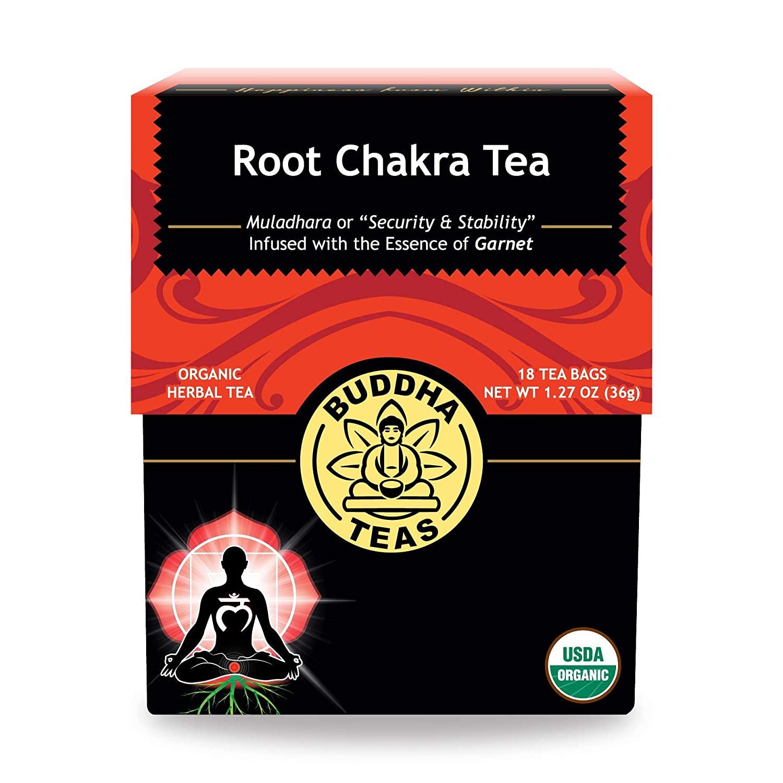 Buddha Organic Root Chakra Tea